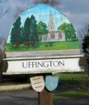 Uffington Village sign