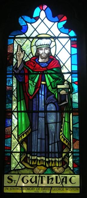 St Guthlac